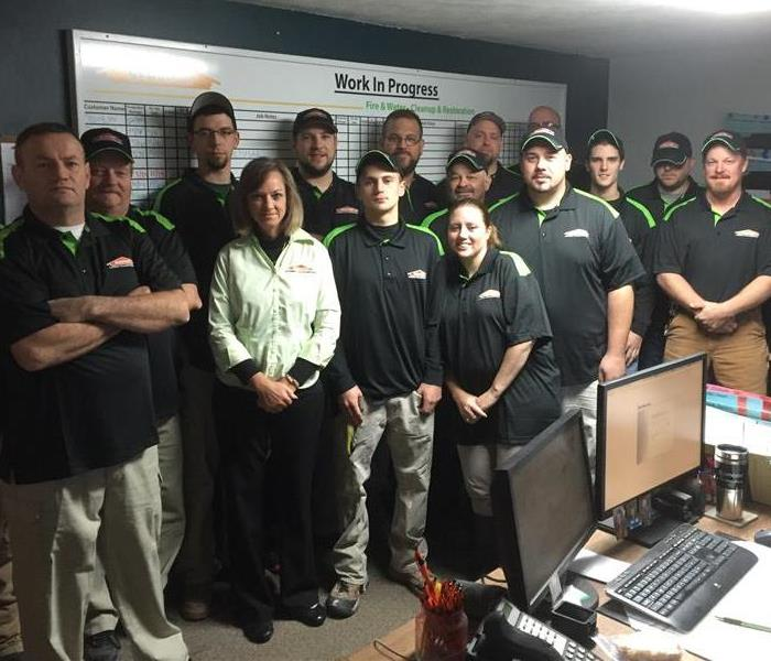 Why SERVPRO It's the people